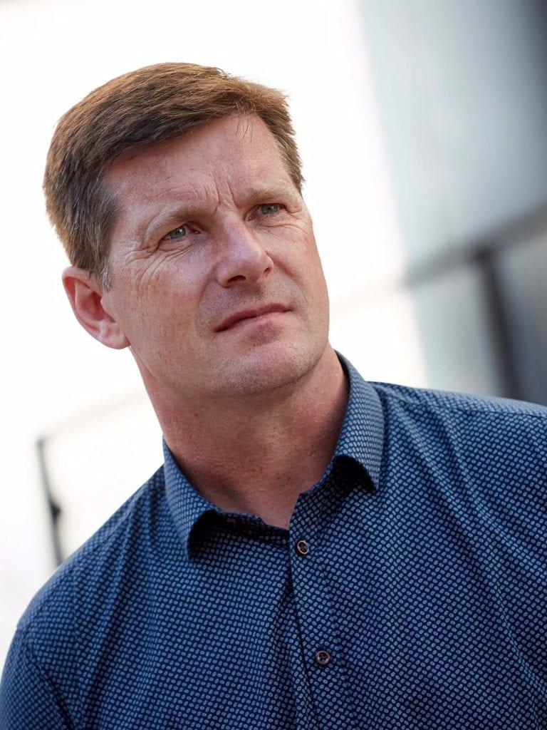 Michael Mogensen, Key Account Manager, Public Sector, SAP Danmark.